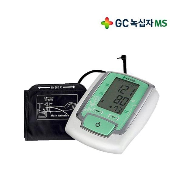 녹십자혈압계 BPM-642/약국판매/혈압측정기/사은품3종