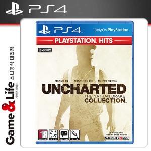 PS4 언차티드 네이선 드레이크 컬렉션 한글판