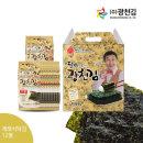 달인 김병만의 광천김 선물세트 8호