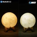 OMT 달 무드등 블루투스스피커 OBS-M144 인테리어조명