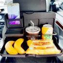 OMT 차량용 테이블 핸드폰 거치대 컵 음식 SD-1503