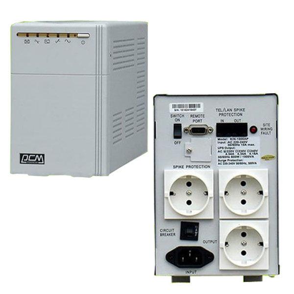 PCM UPS KIN-1000AP 무정전전원공급장치 AVR POS