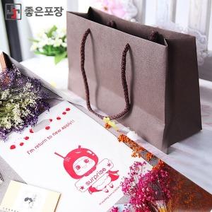 종이쇼핑백/비닐쇼핑백/팬시봉투/부직포가방