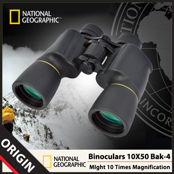 내셔널지오그래픽 10x50 Bak-4 고급형 쌍안경