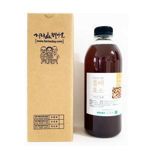 지리산 야생 돌배효소/돌배발효액/돌배액기스 1000ml