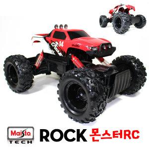 4륜구동 록몬스터 마이스토RC카  무선자동차  장난감