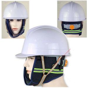 방한귀덮개 안전모용 안전모 방한귀마개 귀돌이