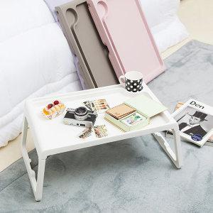 러브잇 멀티 테이블 트레이 침대 사이드 미니 테이블