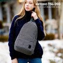미토도 TSL-203 크로스백/백팩/도난방지 여행가방