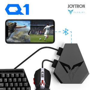 Q1 스마트폰 키보드마우스 컨버터/배틀각종모바일게임