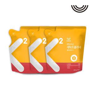 세탁조클리너 클린파우치 3팩 (330g x3팩)
