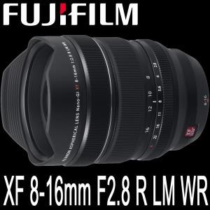 정품 후지필름 XF 8-16mm F2.8 R LM WR 광각줌렌즈