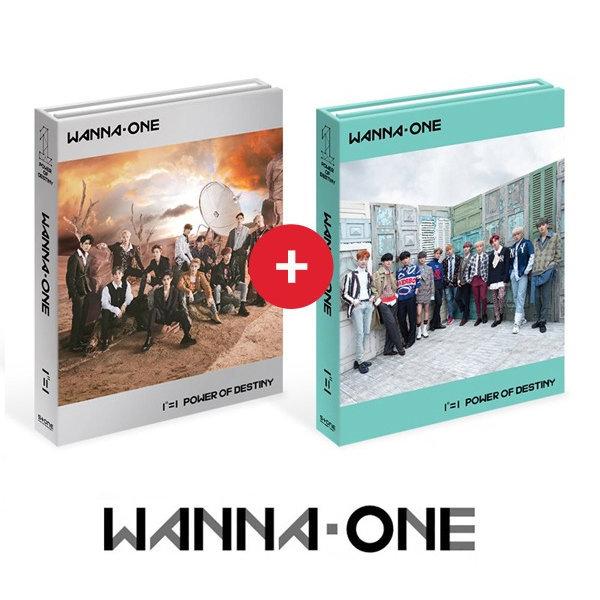 (2종세트) 워너원 Wanna One 정규 1집 앨범 봄바람