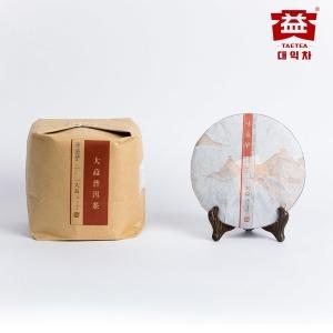 중국 1위 보이차 미최엄(301) 1통(7편) 숙차 할인판매