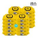 센스 물티슈 꿀벌 캡형 100매 10팩+10팩
