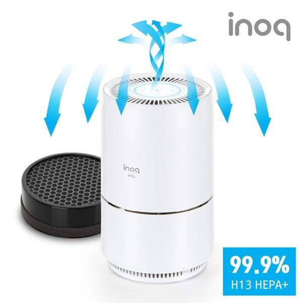 헤파필터 공기청정기 3중필터 H13등급 IA-I9A 화이트