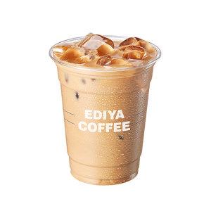 (이디야커피) ICED 카페라떼
