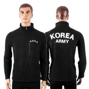 ROKA 로카 후리스 고급형 군인 방한 자켓
