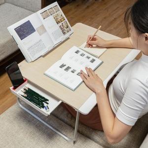 노트북거치대/독서대/받침대/다용도테이블G6/좌식책상