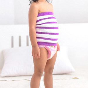 아동 주니어 유아 내의 실내복 수면 배가리개 잠옷