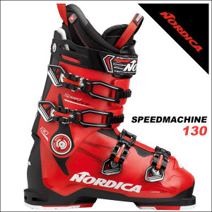 17 NORDICA SPEEDMACHINE 130 스키 부츠