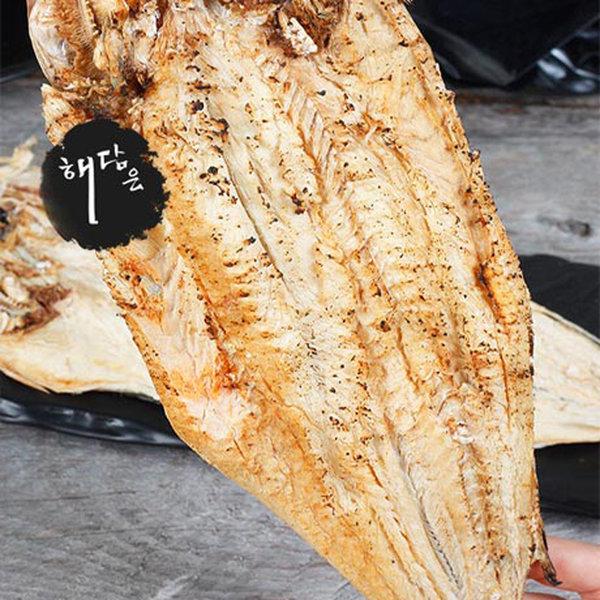 해담은 통통한 통살 먹태 4마리 (특대) 약 35xm 이상