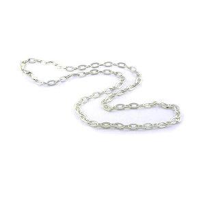 48c10f8dc9f 순은(925) 모줄은체인 은목걸이(小) 50cm 모줄목걸이