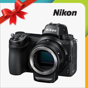 니콘공식총판 正品 Nikon Z6 FTZ Mount Adapter Kit