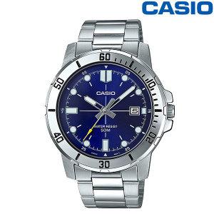 카시오정품 MTP-VD01D-2E 남자메탈 전자손목시계 정장