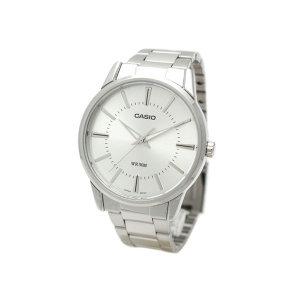 카시오정품 MTP-1303D-7A 남성메탈 전자손목시계 패션