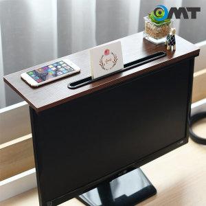 OMT 상단 모니터받침대 핸드폰 거치대 OTB-ZS1 블랙