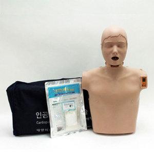 심폐소생술마네킹-써니(모니터형) CPR모형 국내생산