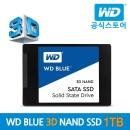 WD BLUE 3D SSD 1TB WD공식총판/우체국택배 AS 5년