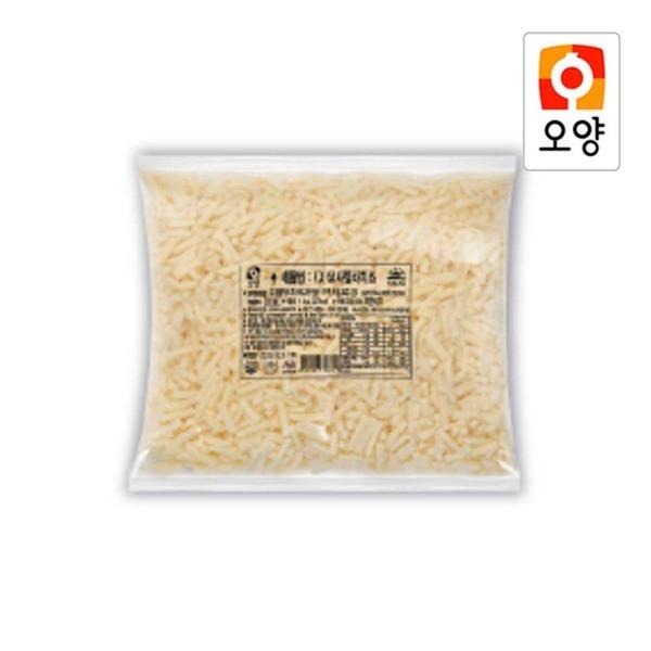 사조오양 자연산99% 모짜렐라 피자 치즈 분쇄형 2.5kg