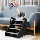 강아지계단 댕댕이스텝 4단-원목 애견 스텝 애완용품