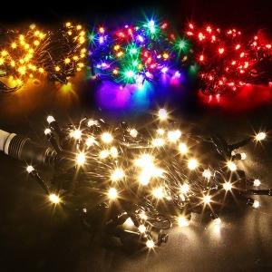 LED 연결 은하수 트리 램프 /크리스마스 트리전구