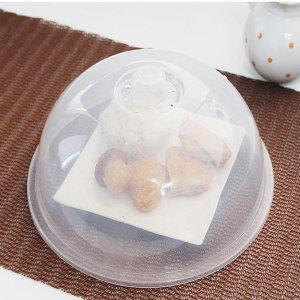 렌지용 푸드커버 1+1 빵보관함 음식덮개 렌지전용