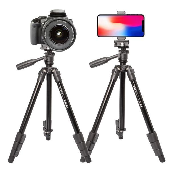 엘바 프리미엄 삼각대 핸드폰 카메라 캠코더 미러리스