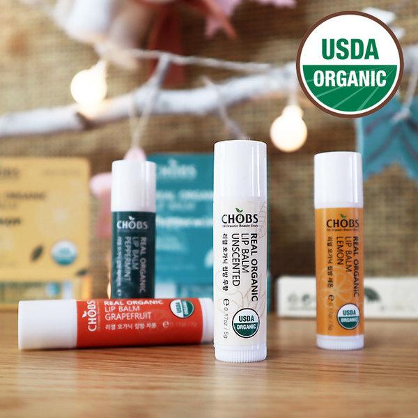 USDA 유기농 립밤 5g