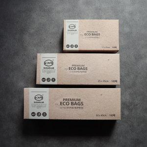 환경호르몬 걱정없는 일회용 위생 비닐팩 100매
