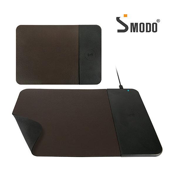 무선 충전식 마우스패드 고속 충전 아이폰가능