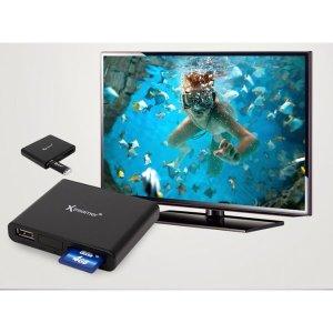 미니디빅스플레이어 AV-M4  HDMI 무한재생 오토플레이