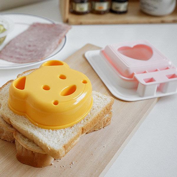 일본 샌드위치 메이커 / 샌드위치틀 식빵모양틀
