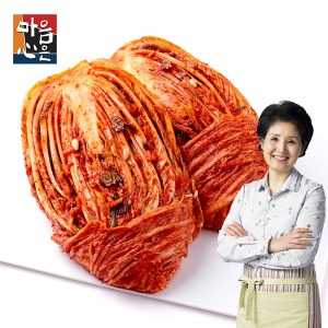 마음심은 이종임 포기김치 10kg+10kg 대용량특가
