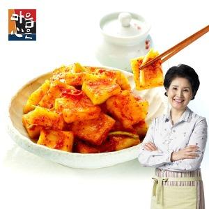 마음심은 이종임 석박지 5kg / 아삭한 국내산 농산물
