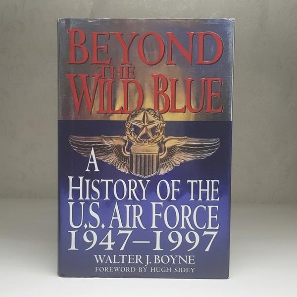 영문서적 Beyond the Wild Blue A History of the US