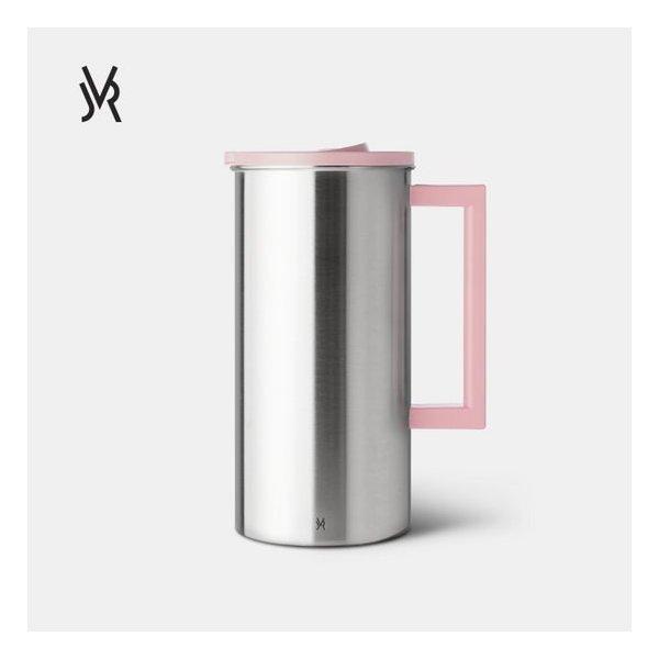 JVR CJ단독 스텐물병 1.6L 핑크/민트