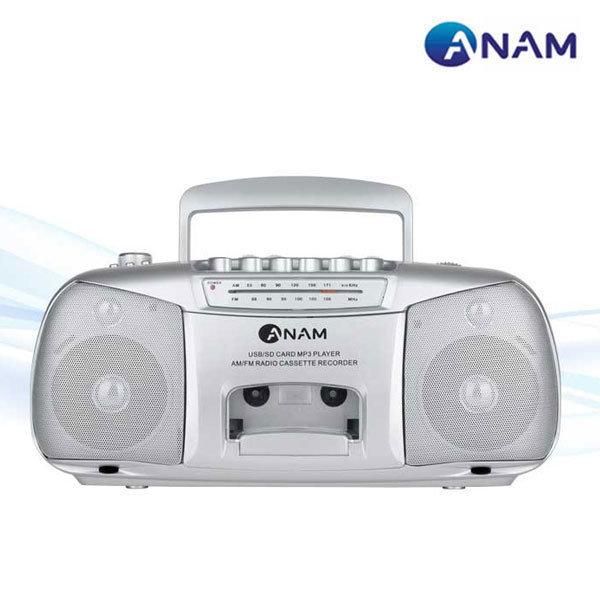카세트 플레이어 PA-711 녹음 FM AM라디오 테이프
