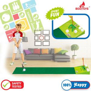 (플레이스포츠(Playsports)) 하늘썬별 어린이 골프 퍼팅 연습 놀이 boqisp3490