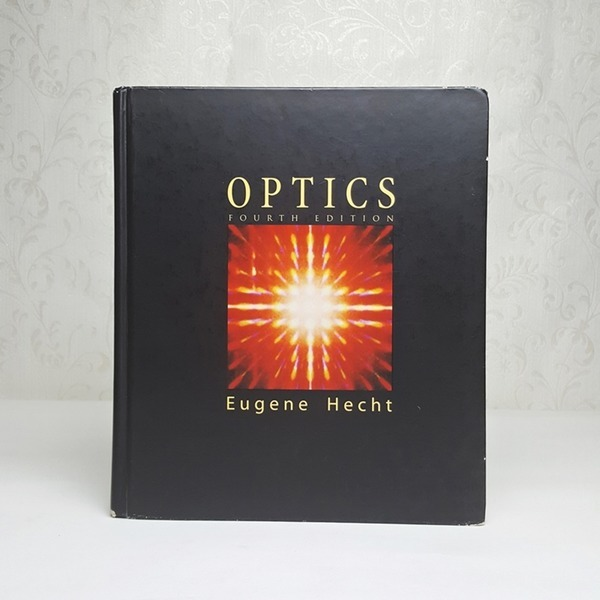 영문서적 OPTICS Eugene Hecht fourth edition